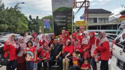 Perjalanan Wisata Cirebon 2D1N Rombongan 8 Happy Family Jakarta