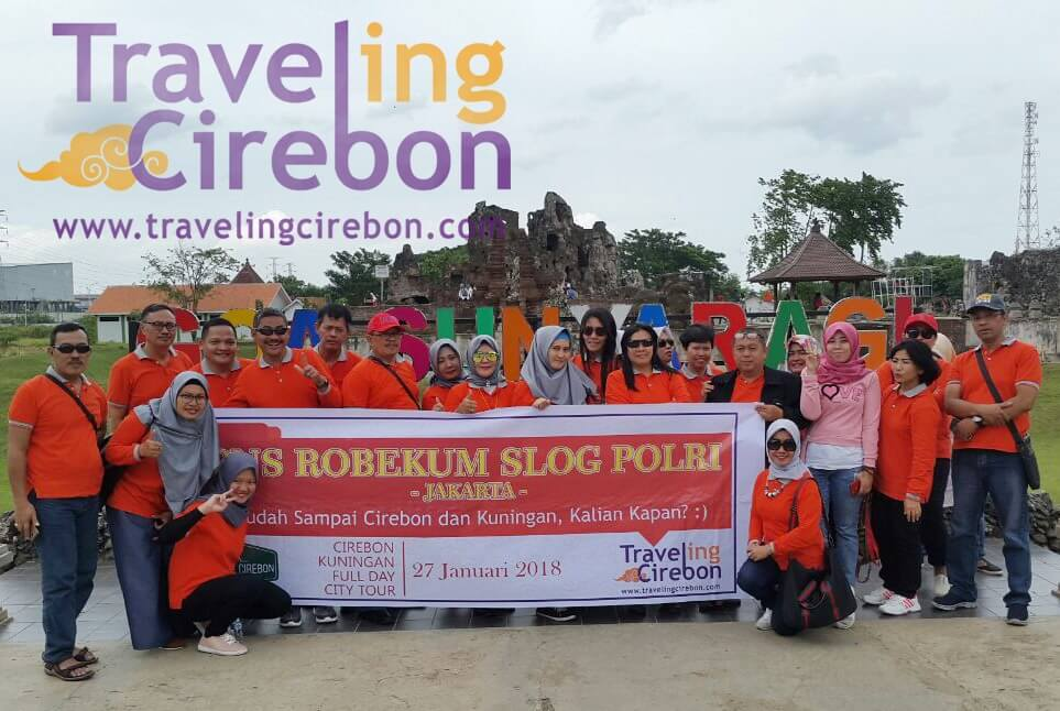 wisata cirebon bersama keluarga polri