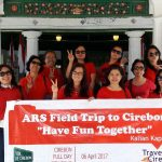 "One Day Tour Guide Cirebon ARS Field Jakarta ""Have Fun Together"""